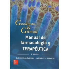 Manual de Farmacologia y Terapeutica Goodman & Gilman - Envío Gratuito