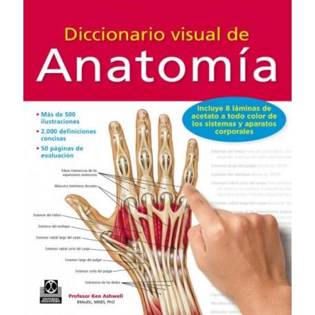 Diccionario visual de anatomía - Envío Gratuito