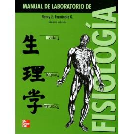 Manual de laboratorio de Fisiología - Envío Gratuito