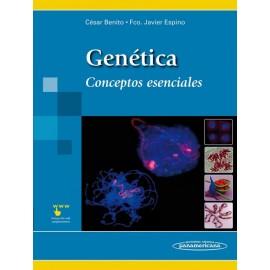 Genética. Conceptos esenciales - Envío Gratuito