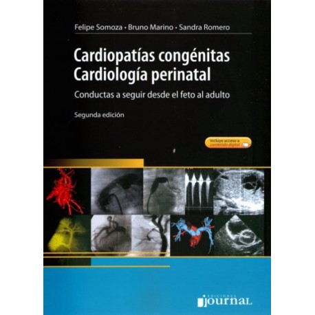 Cardiopatías congénitas. Cardiología perinatal - Envío Gratuito