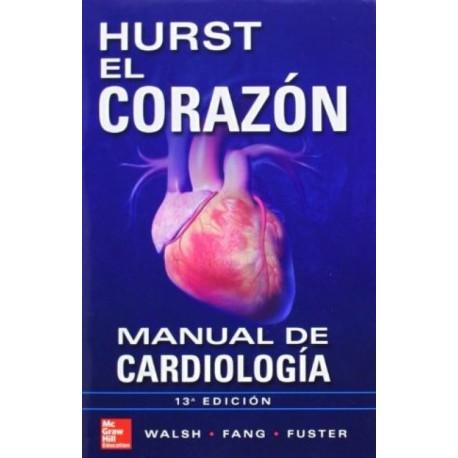 HURST. El corazón: Manual de cardiología - Envío Gratuito