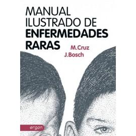 Manual ilustrado de enfermedades raras - Envío Gratuito