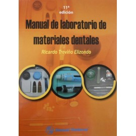 Manual de laboratorio de materiales dentales - Envío Gratuito