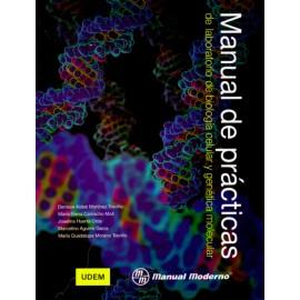 Manual de prácticas del laboratorio de biología celular y genética molecular - Envío Gratuito