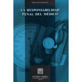 La responsabilidad penal del médico - Envío Gratuito