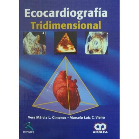 Ecocardiografía Tridimensional - Envío Gratuito