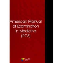 American manual of examination in medicine 2CS - Envío Gratuito