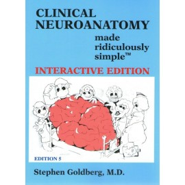 Clinical Neuroanatomy Made Ridiculously Simple - Envío Gratuito