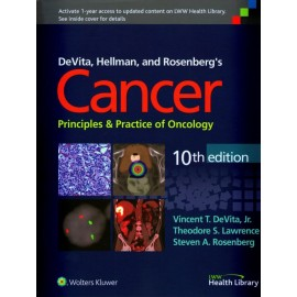 DeVita. Cancer: Principles & Practice of Oncology - Envío Gratuito