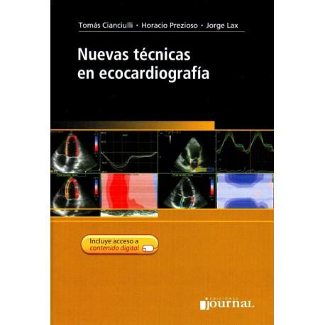 Nuevas Técnicas en Ecocardiografía - Envío Gratuito