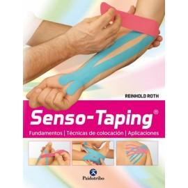 Senso-Taping. Fundamentos, Técnicas de Colocación, Aplicaciones - Envío Gratuito