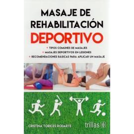 Masaje de rehabilitación deportivo - Envío Gratuito