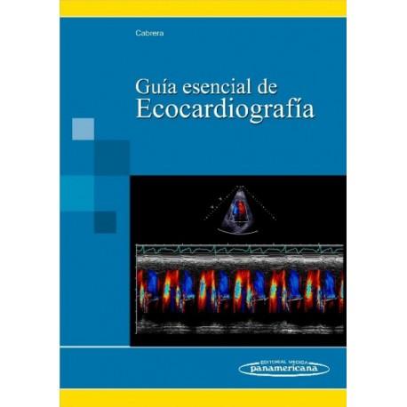 Guia esencial de ecocardiografia - Envío Gratuito