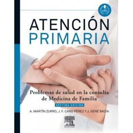 Atención primaria. Problemas de salud en la consulta de medicina de familia - Envío Gratuito