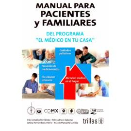 Manual para pacientes y familiares del programa El médico en tu casa - Envío Gratuito