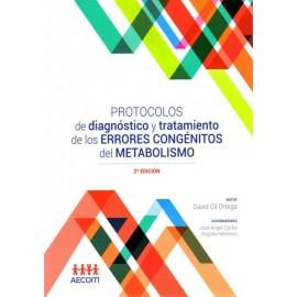 Protocolos de diagnóstico y tratamiento de los errores congénitos del metabolismo - Envío Gratuito