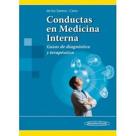 Conductas en Medicina Interna - Envío Gratuito