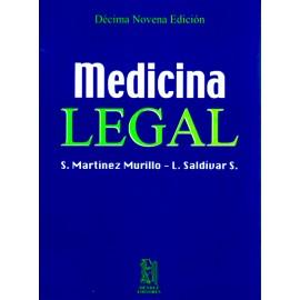 Medicina legal - Envío Gratuito