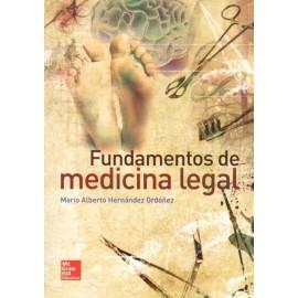 Fundamentos de medicina legal - Envío Gratuito