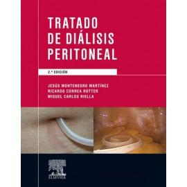 Tratado de diálisis peritoneal - Envío Gratuito