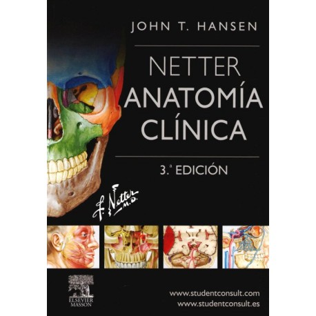 Netter. Anatomía Clínica - Envío Gratuito