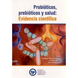 Probióticos, prebióticos y salud. Evidencia cientifica - Envío Gratuito