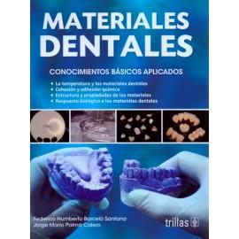 Materiales dentales. Conocimientos básicos aplicado - Envío Gratuito