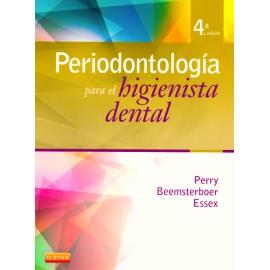 Periodontología para el higienista dental - Envío Gratuito