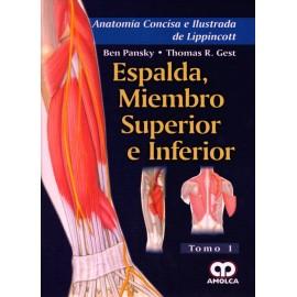 ACIL: Espalda, Miembro Superior e Inferior Tomo 1