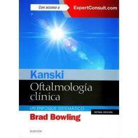 Kanski. Oftalmología clínica - Envío Gratuito