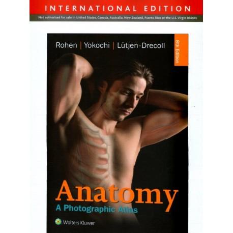 Anatomy A Photographic Atlas - Envío Gratuito