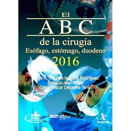 El ABC de la cirugía 2016 - Envío Gratuito