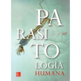 Parasitología humana - Envío Gratuito