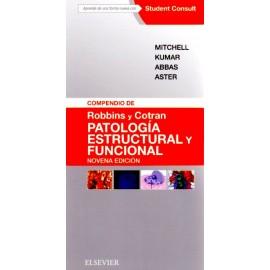 Compendio de Patología Estructural y Funcional. Robbins y Cotran - Envío Gratuito