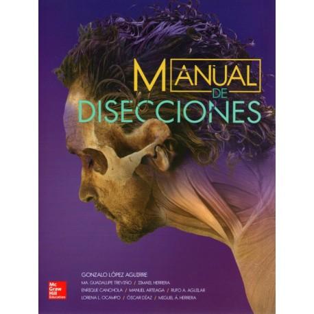 Manual de disecciones - Envío Gratuito