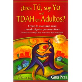 ¿Eres tú, soy yo o el TDAH en Adultos? - Envío Gratuito