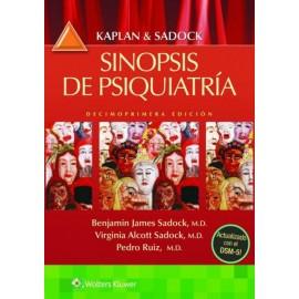 Kaplan & Sadock. Sinopsis de psiquiatría - Envío Gratuito
