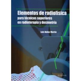 Elementos de radiofísica para técnicos superiores en radioterapia y dosimetría - Envío Gratuito