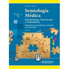 Semiología médica Fisiopatología Semiotecnia y Propedéutica Enseñanza aprendizaje - Envío Gratuito
