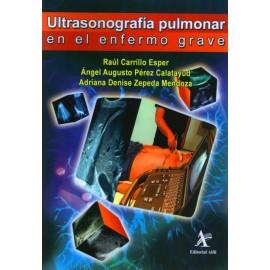 Ultrasonografía pulmonar en el enfermo grave - Envío Gratuito