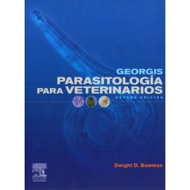 Georgis Parasitología para veterinarios - Envío Gratuito