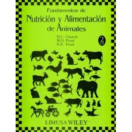 Fundamentos de nutrición y alimentación de animales - Envío Gratuito