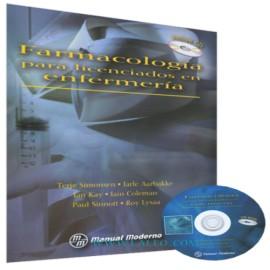 Farmacología para licenciados en enfermería CD - Envío Gratuito