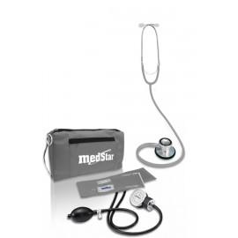 Kit baumanómetro con estetoscopio de doble campana. HS50B - Envío Gratuito