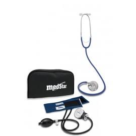 Kit baumanómetro con estetoscopio de una campana HS50A - Envío Gratuito