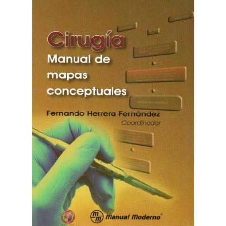 Cirugía. Manual de mapas conceptuales - Envío Gratuito