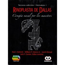 Rinoplastia de Dallas. Cirugía nasal por los maestros Amolca