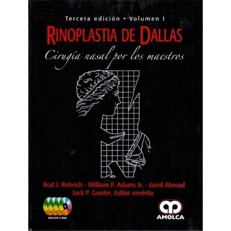 Rinoplastia de Dallas. Cirugía nasal por los maestros Amolca - Envío Gratuito