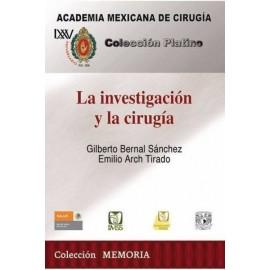 CPAMC: La investigación y la cirugía